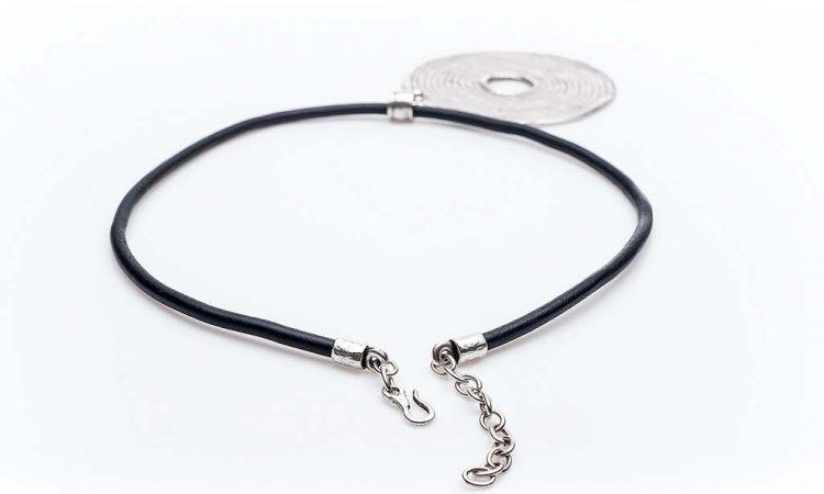 Посребрен медальон КН0301002001