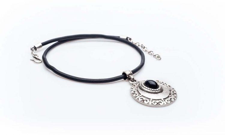 Посребрен медальон КН-0301002027