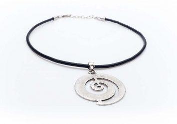 Посребрен медальон КН-0301002011