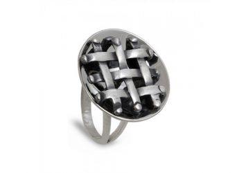 Сребърен пръстен 1000R