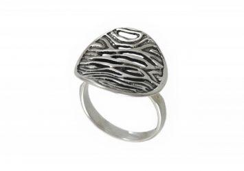 Сребърен пръстен 1013R
