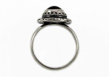 Сребърен пръстен 1255R