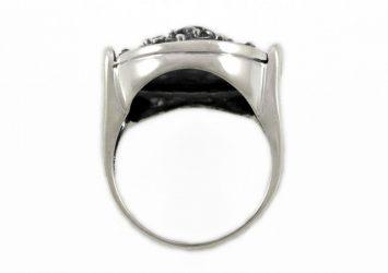 Сребърен пръстен 1267R