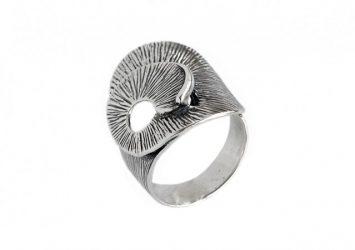 Сребърен пръстен 1272R