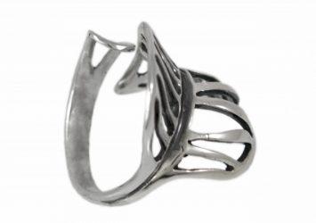 Сребърен пръстен 760R