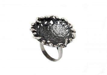Сребърен пръстен 848R