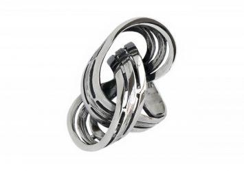 Сребърен пръстен 864R