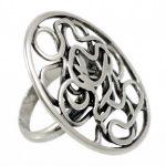 Сребърен пръстен 904R