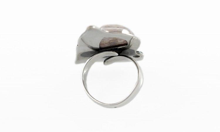 Сребърен пръстен AgSR147