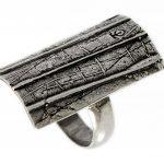 Сребърен пръстен R/Д