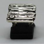 Сребърен пръстен R99