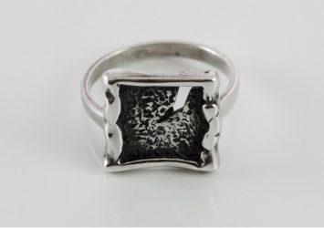 Сребърен пръстен 581R