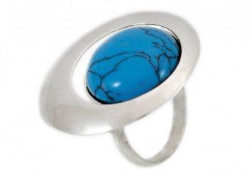 Сребърен пръстен ssRS17