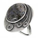 Сребърен пръстен ssSR01
