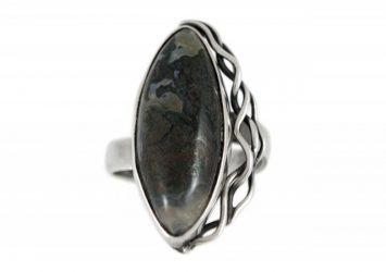 Сребърен пръстен ssSR03