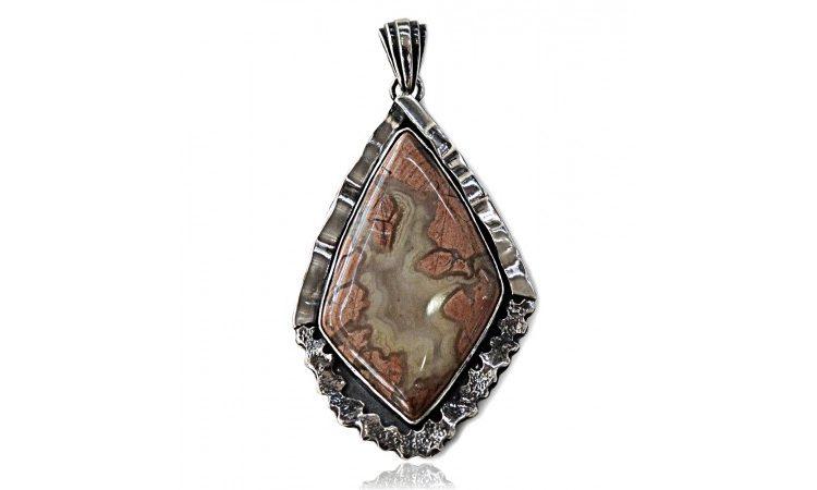 Сребърен медальон AgMU4