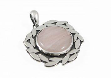 Сребърен медальон AgSM019