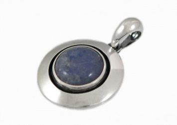 Сребърен медальон AgSM081