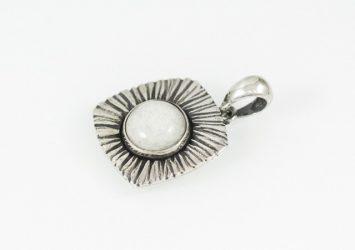 Сребърен медальон AgSM084