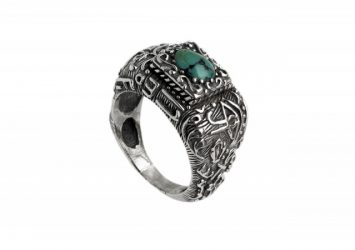 Мъжки пръстен oaREG2 TQ