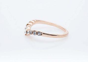 Позлатен пръстен КН0303000101