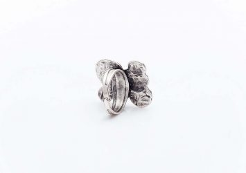 Посребрен пръстен КН0303004023