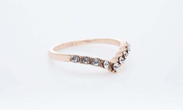 Позлатен пръстен КН-0303000101